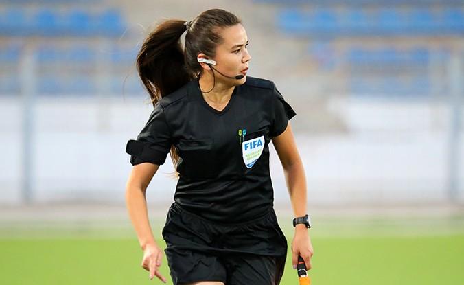 Женщины-арбитры Таджикистана впервые поработают на матчах отбора КА